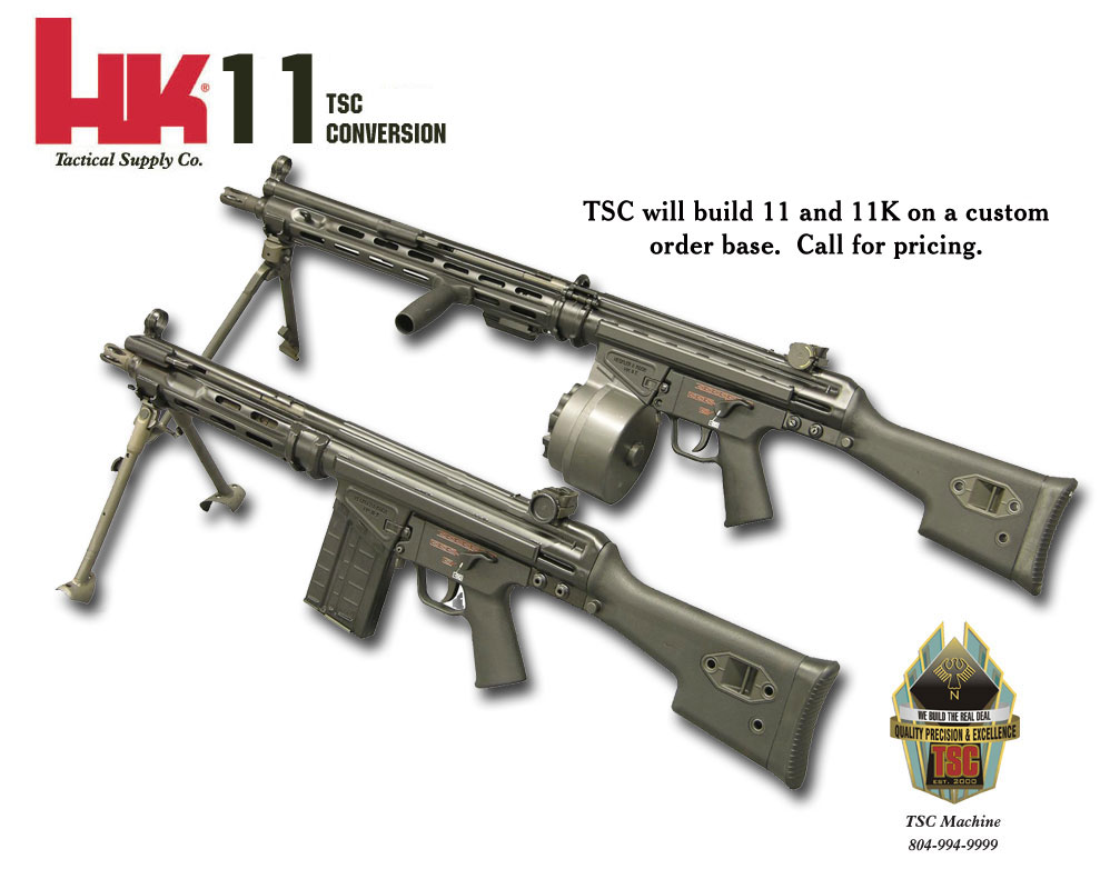 TSC Machine — HK11-11K